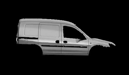 Цвета кузова Combo Cargo